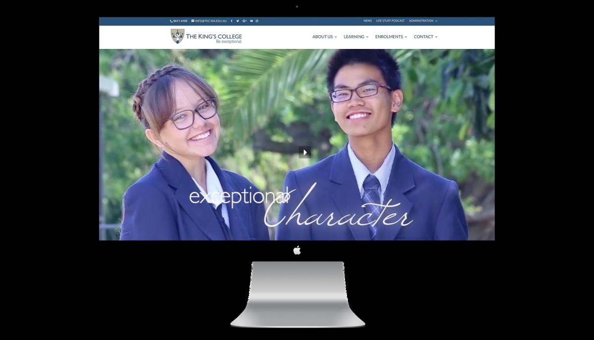 New tkc Website