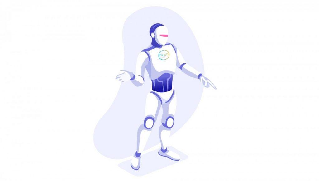 halo-robot